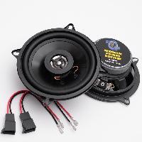 Haut-Parleurs Auto Kit Installation haut-parleur KHP18130-2 pour Renault ap93 - 13cm 100W