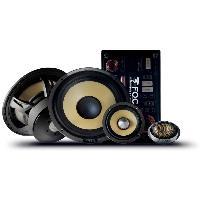 Haut-parleurs Focal 165KX3 3 voies 16.5cm