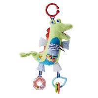 Hochet FISHER-PRICE - Crocodile d'activites