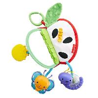 Hochet FISHER-PRICE  - Hochet Ma Pomme d'Eveil - Fisher Price