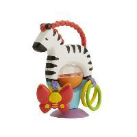 Hochet FISHER-PRICE - Mon zebre d'activites