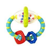 Hochet Hochet Grab et Spin Multicolore