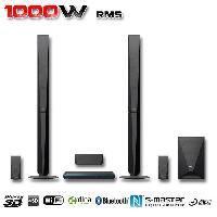 Home Cinema SONY BDV-E4100 Home Cinéma 5.1 Blu Ray 3D - Bluetooth - Wi-Fi intégré - 1000W