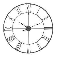 Horloge - Reveil CEANOTHE Horloge Forge 80 cm