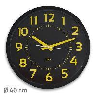 Horloge - Reveil Horloge ORIUM Contraste - Silencieuse - 40 cm