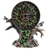 Horloge Horloge de decoration - Arbre a astrologie
