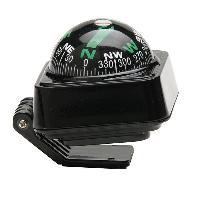 Horloges et Thermometres Boussole avec support flexible - ADNAuto