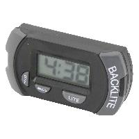 Horloges et Thermometres Montre grands chiffres + illumination - ADNAuto