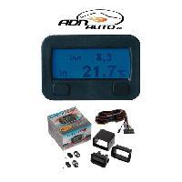 Horloges et Thermometres Thermometre digital interieur-exterieur 12V - CHECKTEMP Generique