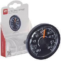 Horloges et Thermometres Thermometre interieur - ADNAuto