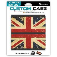 Housse - Etui - Coque - Facade - Sacoche De Transport Coque London pour New 3DS - Subsonic