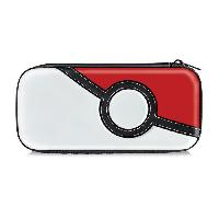 Housse - Etui - Coque - Facade - Sacoche De Transport Housse Slim Pokeball pour Nintendo Switch - Pdp