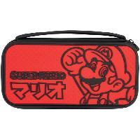 Housse - Etui - Coque - Facade - Sacoche De Transport Housse de protection Deluxe Mario pour Switch - Pdp