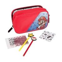 Housse - Etui - Coque - Facade - Sacoche De Transport POWER A Super Mario Starter Kit