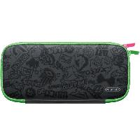 Housse - Etui - Coque - Facade - Sacoche De Transport Pochette de transport et protection d'écran Nintendo Switch - Édition Splatoon 2