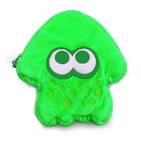 Housse - Etui - Coque - Facade - Sacoche De Transport Sacoche Peluche Splatoon Hori pour Switch