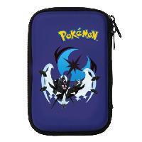 Housse - Etui - Coque - Facade - Sacoche De Transport Sacoche Pokémon Soleil-Lune pour Nintendo 3DS - Hori
