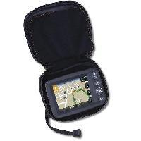 Housse - Etui Gps Housse Noire Universelle en neoprene pour GPS - Taille M - GTU2 - Compatible TomTom - Covertec