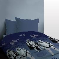 Housse De Couette  Couette Imprimee 100 polyester STAR WARS COMMANDO 140x200cm