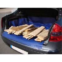 Housses de Protection Bache protection coffre grise 120x120 Generique