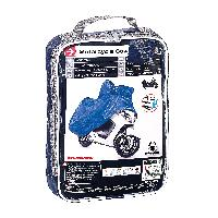Housses de Protection Housse de Moto Taille L 229x99x125CM Polyester