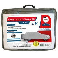 Housses de Protection Housse de protection garage polypropylene Taille L - 483x178x119cm Generique