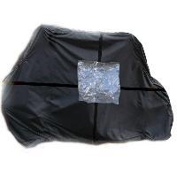 Housses de Protection Housse de velo Taille XXL 3.43x1.78m pour 2-3 Velos Generique