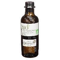 Huile CARAPELLI Huile d'olive - Vierge extra - Bio - 25cl