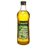 Huile CAUVIN Huile d'Olive Bio - 1 L
