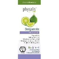 Huile Essentielle - Essence - Fleur De Bach Physalis huile ESSENTIELLE Bergamote 10 ml Bio - Aucune