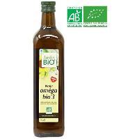 Huile Huile omega 3 bio - 75 cl