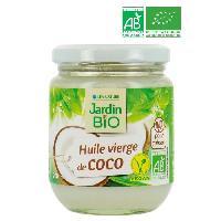 Huile Huile vierge de Coco Bio - 200 ml