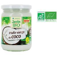 Huile Huile vierge de coco bio - 500 ml