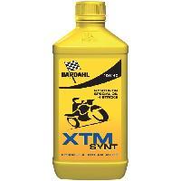 Huile Moteur Huile moteur pour moto 4 Tps XTM SYNTH 10W40 - 1 L