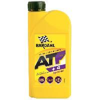 Huile Transmission Huile BV Automatique ATF - Synthese +4 - Bidon 100 ml
