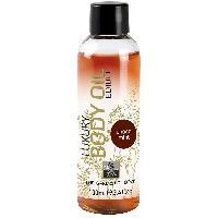 Huile de Massage Comestible Saveur Chocolat - Menthe - 100 ml