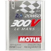 Huiles Moteur 10x Huile Motul 300v Le Mans 20w60 2l -bidon-
