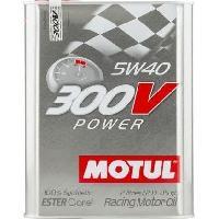 Huiles Moteur 10x Huile Motul 300v Power 5w40 2l -bidon-