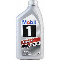 Huiles Moteur 12x Huile 1 Racing 4t 1l -bidon-