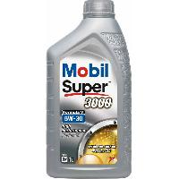 Huiles Moteur 12x Huile Mobil Super 3000 Formula V 5W301L