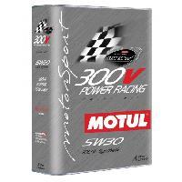 Huiles Moteur Huile moteur 300V Power racing - 5W30 - 2L