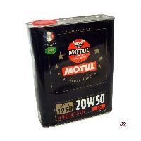 Huiles Moteur Huile moteur Classic - 20W50 - 2L