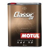 Huiles Moteur Huile moteur Classic 50 Minerale - 2L