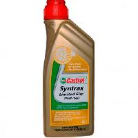 Huiles Transmission Huile Boite Syntrax Limited Slip 75W-140 1L Castrol