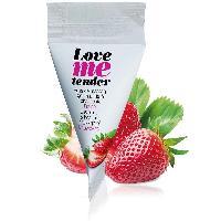 Huiles de massage Berlingot d'huile de massage saveur fraise - 10 ml