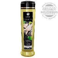Huiles de massage Huile de Massage Biologique Nature - 240 ml