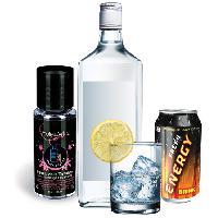 Huiles de massage Huile de la Tentation Vodka Energy Drink - 30 ml