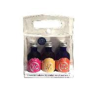 Hydratant Corps - Multi-usages Trio Huiles seches 50 ml VERRE