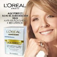 Hydratant Visage L'OREAL PARIS Age Perfect Soin réhydratant Yeux