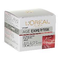 Hydratant Visage L OREAL PARIS Expert Anti-Age 45+ Jour - L'oreal Paris